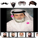 Man Hair Mustache Style by DynamicTools