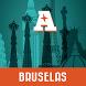 Bruselas guía mapa offline by ALHENA APP TRAVEL STORE