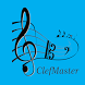 Clef Master - Music Note Game by Musiteck