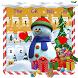 Cute Snowman Keyboard Theme by Super Cool Keyboard Theme