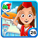 My Town : Airport by My Town Games Ltd