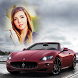 Photo Frame Of Car by bubbles app