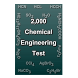 Chemical Engineering Test by Thangadurai R