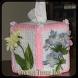Crochet Tissue Box by Atsushila