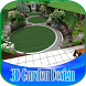 3D Garden Design by ardaniapp