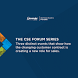 2016 CSE Forum Series by CrowdCompass by Cvent