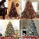 DIY Christmas Tree Decoration by Dede Nurul Komaria