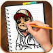 Draw & Color Subway Surf by Kids Tutorial