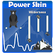 Wilderness Poweramp Skin by Skin for com.maxmpz.audioplayer.skin
