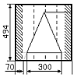 Calculation of the gable roof by Дмитрий Житов