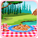 Grilled fish cooking games by Titan Media