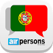 Portuguese Teacher online by Airpersons