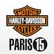 Harley Davidson Paris 15 Melun by jardin d'hiver
