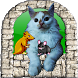 Leaping Cat by GYDALA