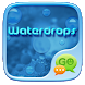 Waterdrops GO SMS by GO T-Me
