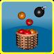 Fruit Basket by Jeremiah Stilts