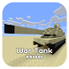 Mod Tank for MCPE by car mod for mcpe