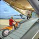 Airplane Bike Cargo Transport by Zaibi Games Studio