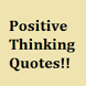 Positive Thinking Wallpapers by Amazing Status and Quotes