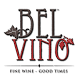 Bel Vino Winery by Interactive Mobile Concepts