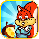 Crazy Squirrel for peanuts by Assert infotech