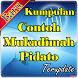 Contoh Mukadimah Pidato Terlengkap by Amalan Dan Doa