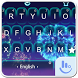 Live 3D New Year 2018 Keyboard Theme by Fashion Cute Emoji