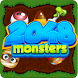 2048 Monster Maria by STdio candy cake funny game