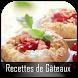 Des Recettes de Gâteaux Free by MalamiApps