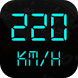 Smart Speedometer Digital - GPS Speedview KMH, MPH by Symmetric Apps