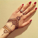 Simple Mehndi Designs 2017 by Vibrant Solutions
