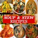 Soup&Stew Recipes by Benson Media
