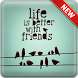 Friendship Quote Wallpapers by Modux Apps
