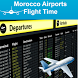 Morocco Airports Flight Time