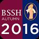 BSSH Autumn Meeting 2016 by BSSH