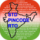 India Codes - (STD,PIN,RTO) by AVD APP