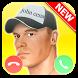 John cena TM call by Appdeveloperpro