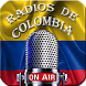 Free Radios from Colombia by Georky Cash App-Radio FM,RadioOnline,Music,News
