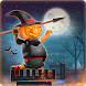 Halloween Fighting: Javelin Throw Masters by Cybernator Sims