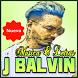 J Balvin Musica Reggaeton + Letras Nuevo by Selalu Diberkati MusicaLetras