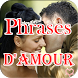 Phrases d'amour Romantiques by AKA DEVELOPER