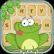 Travel frog Keyboard