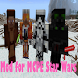 Mod for MCPE Star Wars by GrayXGames