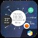 Digital Clock&weather forecast by HD Widgets Dev Team