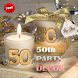 50th Party Decorations by newerica