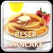 Resep Pancake by MIEStudio