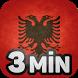 Naučite albanski u 3 minute by 3-MIN-SOFTWARE
