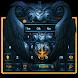 Aries dark goddess keyboard angel theme