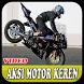 Atraksi Sepedah Motor Keren by DISTRO_APPS