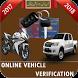 Vehicle Verification All Pakistan 2017-18